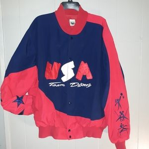 Disney USA team disney jacket Size xl